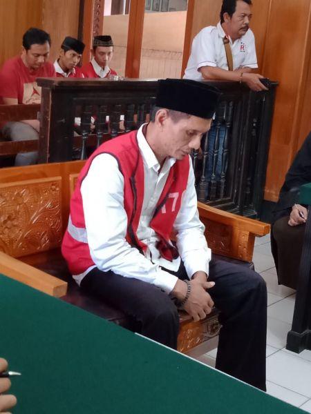 Sidang Putusan Kasus KDRT, Terdakwa Divonis 7 Tahun Penjara