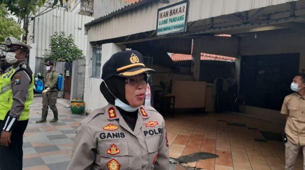 Ini Himbaunya Kapolres Pelabuhan Tanjung Perak Terkait Covid-19