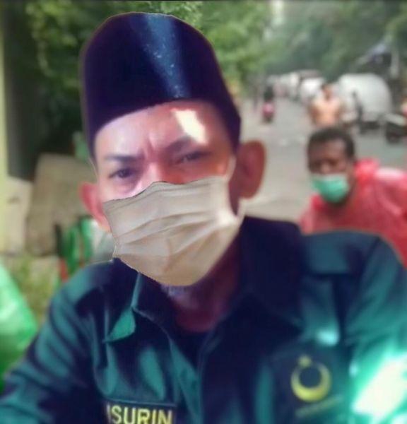 Ketua DPC PBB Mengkritisi Pemkot Surabaya Terkait Penutupan Pasar