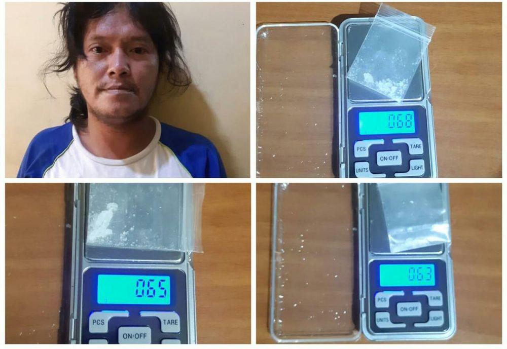 Pengedar SS Asal Krembangan Surabaya Ditangkap Polisi