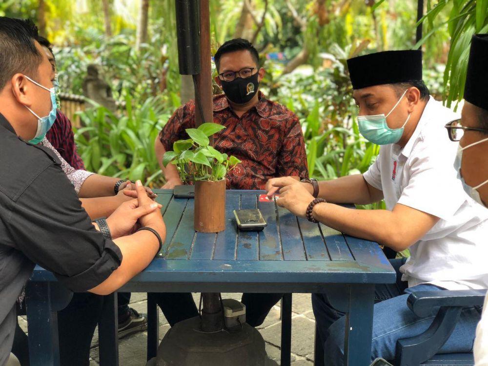 Ketua Kadin Surabaya Menilai Eri Cahyadi Sosok Paling Paham Surabaya