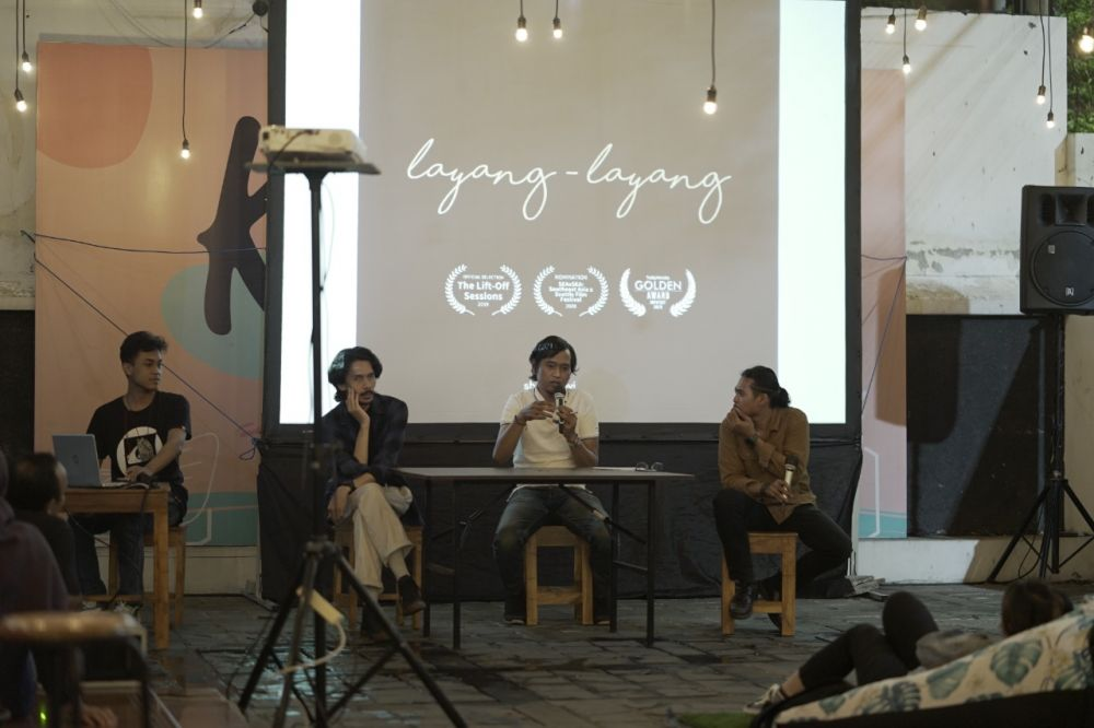 Kita Arek Surabaya Berekspresi Terkait Isu Politik Dalam Sinema