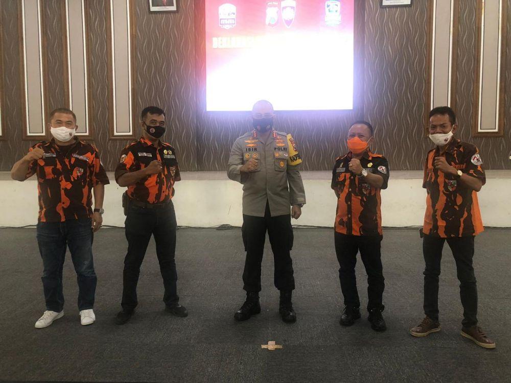 Jogo Suroboyo, Pernyataan Sikap Tolak Unjuk Rasa  Anarkis Di Surabaya