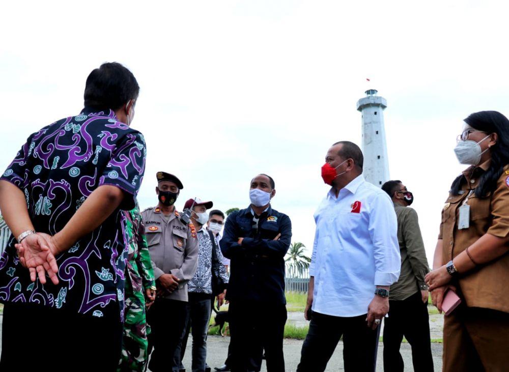 Ketua DPD RI: Inovasi Tenaga Surya Di Bontang Perlu Perhatian Serius