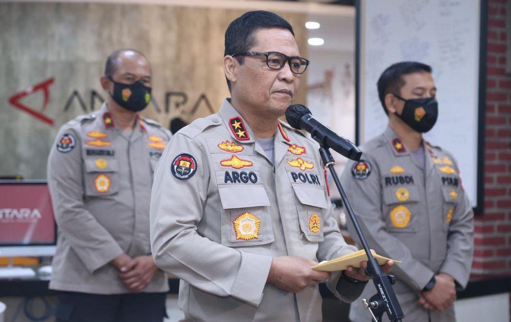 Polri Sudah Melakukan Mediasi 9 Kali Terkait Kasus IRT