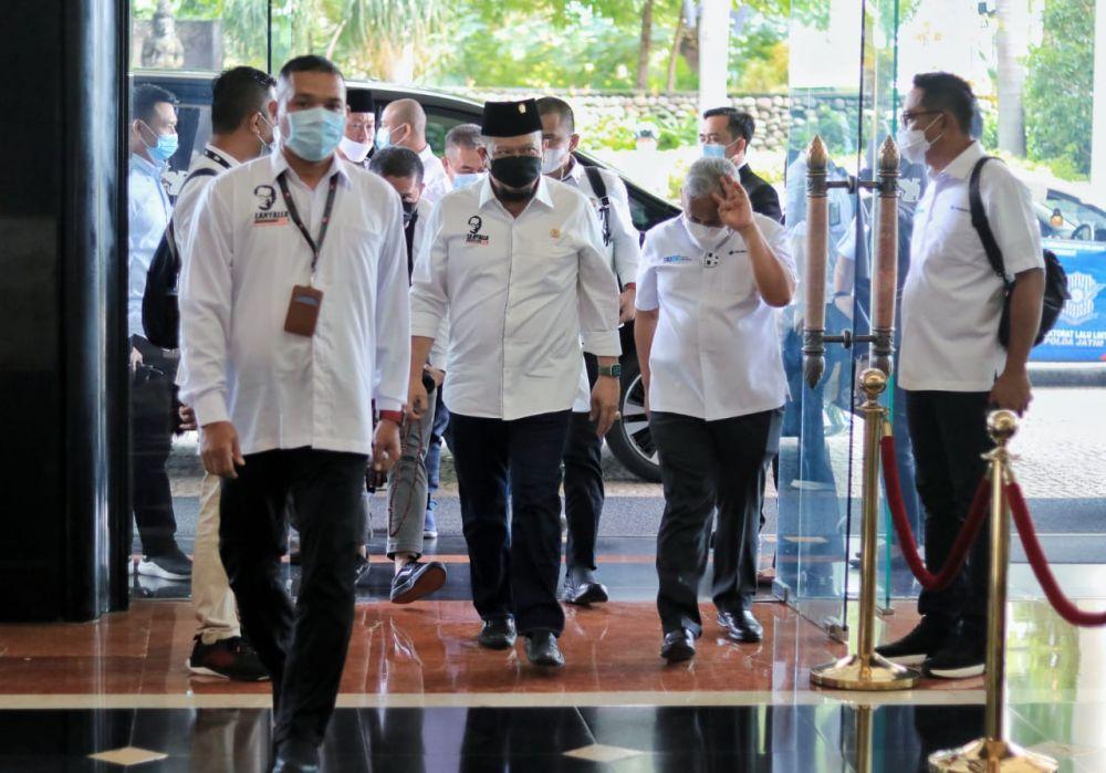 Ketua DPD RI Berharap Pelayanan Publik Lebih Baik