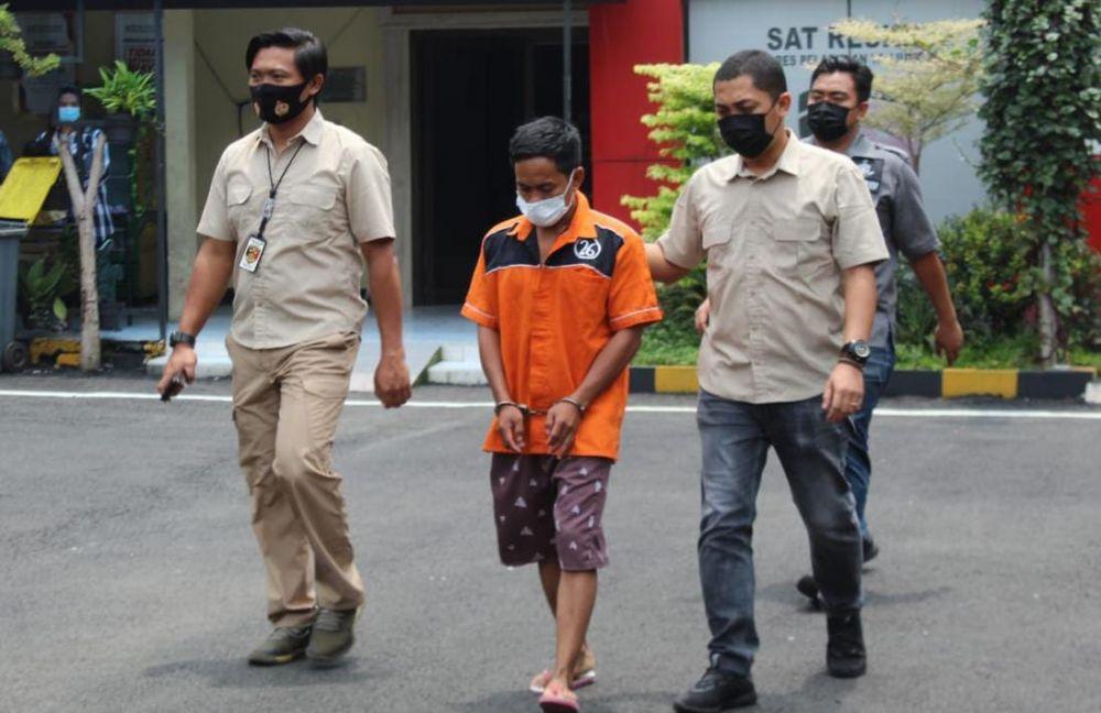 Satreskrim Polres Pelabuhan Tanjung Perak Tangkap Pelaku Pembunuhan