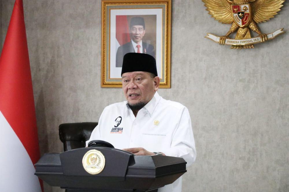 Ketua DPD RI Minta Pemerintah Kendalikan Harga Kebutuhan Pokok