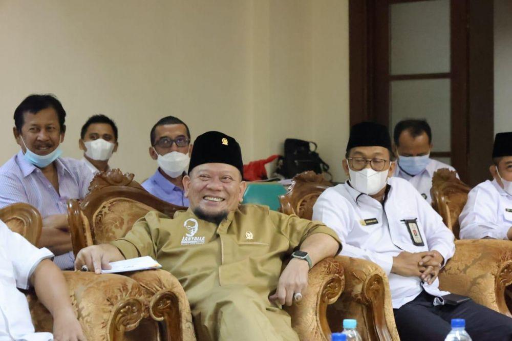 Buka Puasa Bersama FOKUS, Ketua DPD RI Sampaikan Pentingnya Peran Staf