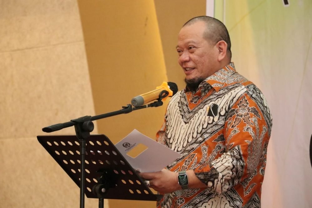 Ketua DPD RI Dorong Disdik Kembangkan Pendidikan Vokasi