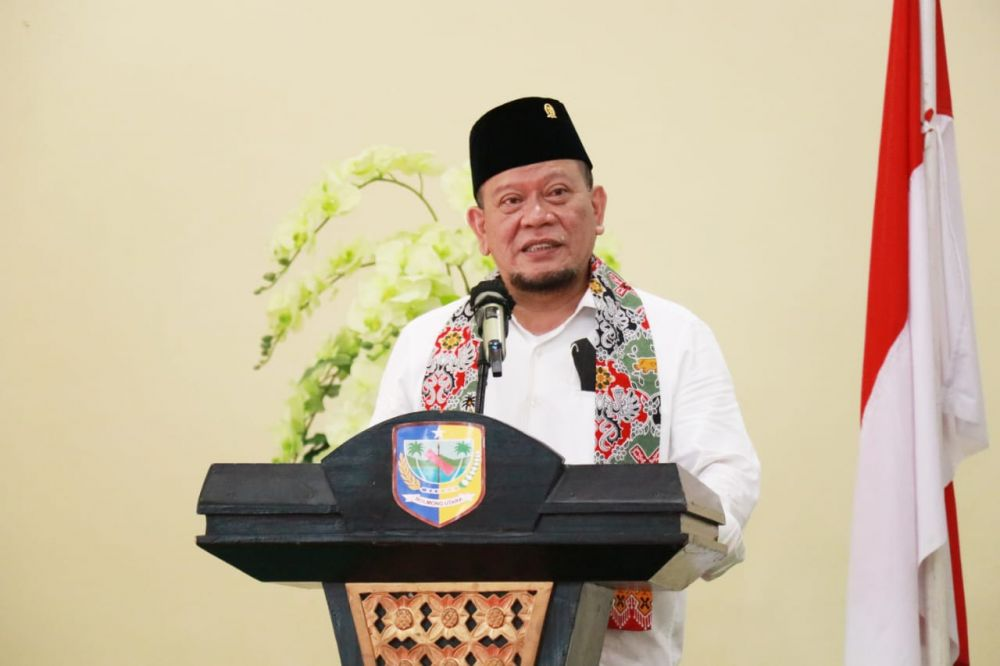Ketua DPD RI Sayangkan Sikap Anggota DPRD Takalar  Sulawesi Selatan