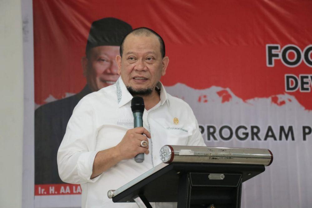 Ketua DPD RI Ingatkan Pelaku Usaha Mikro Segera Daftar BPUM