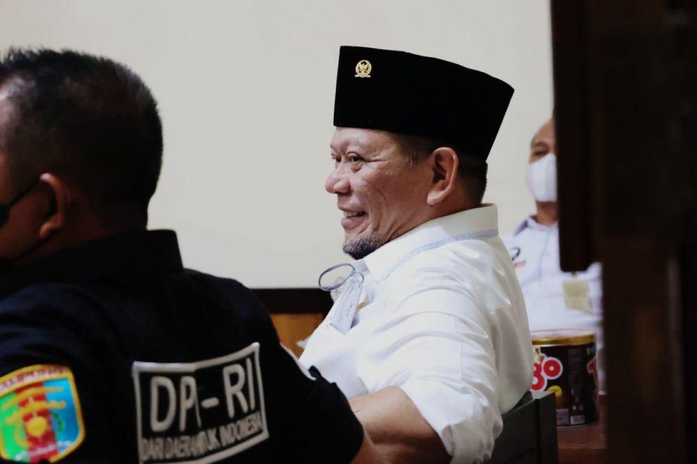 Ketua DPD RI Minta Pengelolaan Aset Pemkot Surabaya Diperkuat