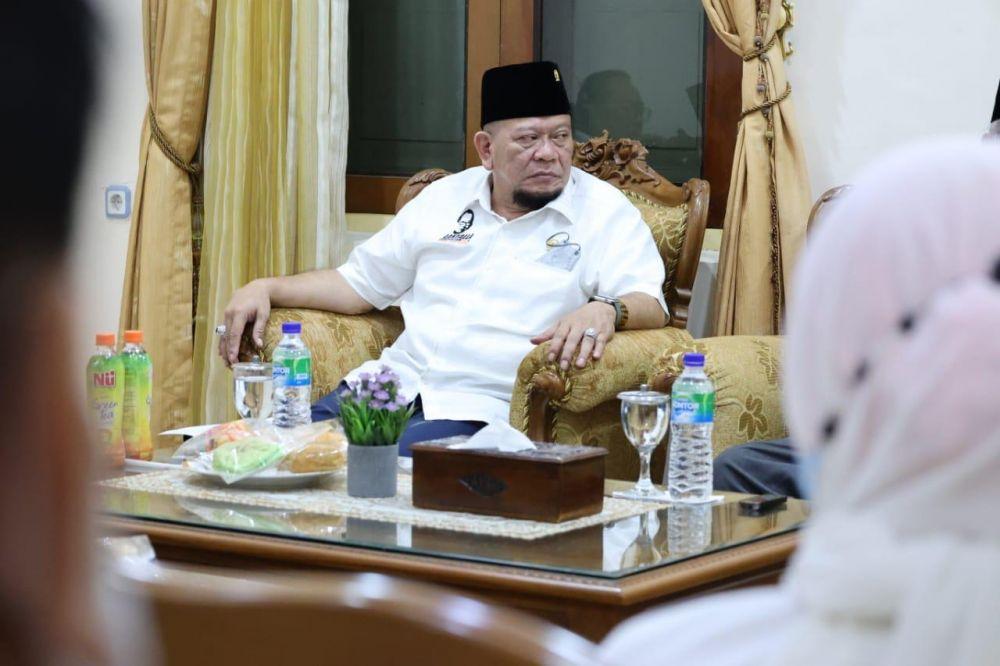 Ketua DPD RI Ajak Masyarakat Jaga Ekosistem Laut