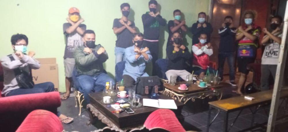 Club Pembalap Motor Surabaya Siap Menjadi Relawan Perangi Covid-19