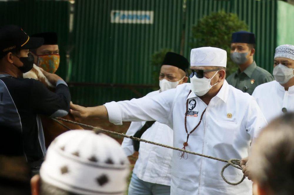 Rayakan Idul Adha, Ketua DPD RI: Patuh Prokes Juga Wujud Berkurban