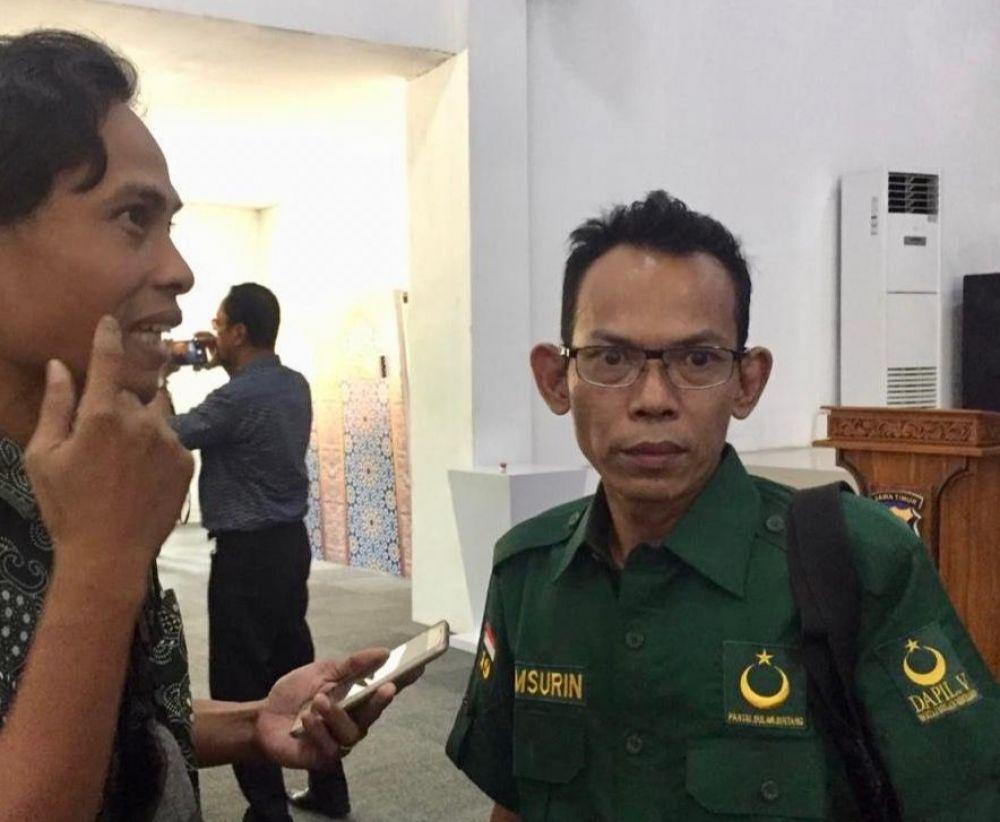 Samsurin : Kedepan Calon Walikota Surabaya Ojok Bujuk, Tepati Janji