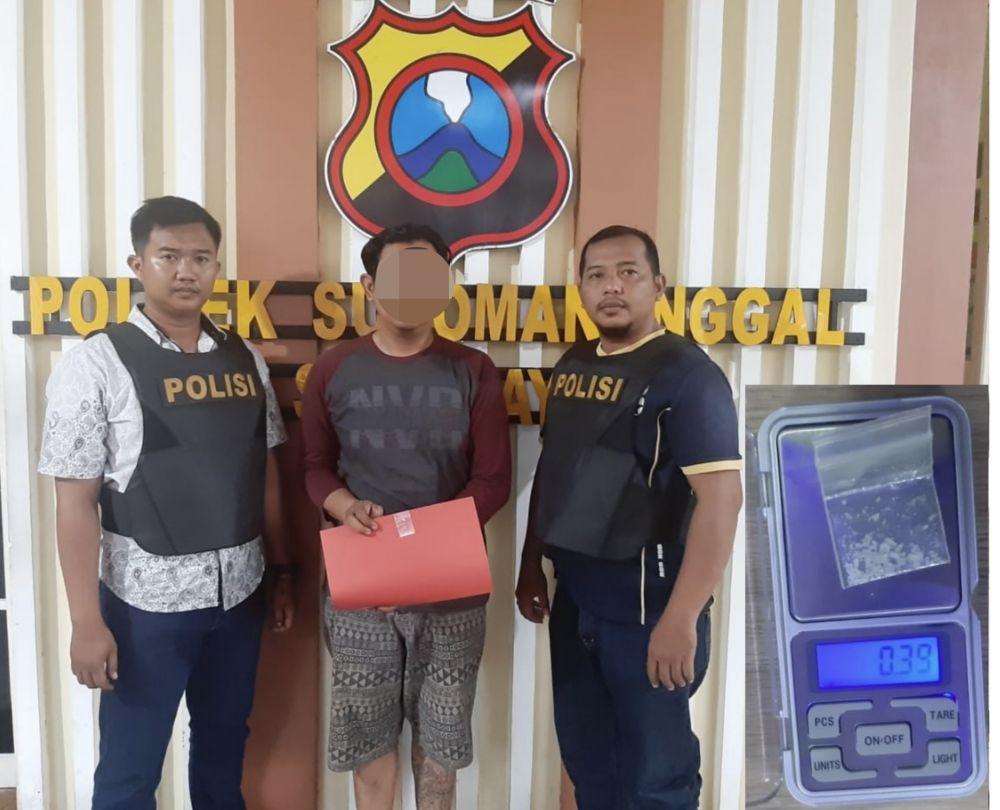 Gara-Gara Sabu, Pria Asal Ploso Dijebloskan Ke Dalam Penjara