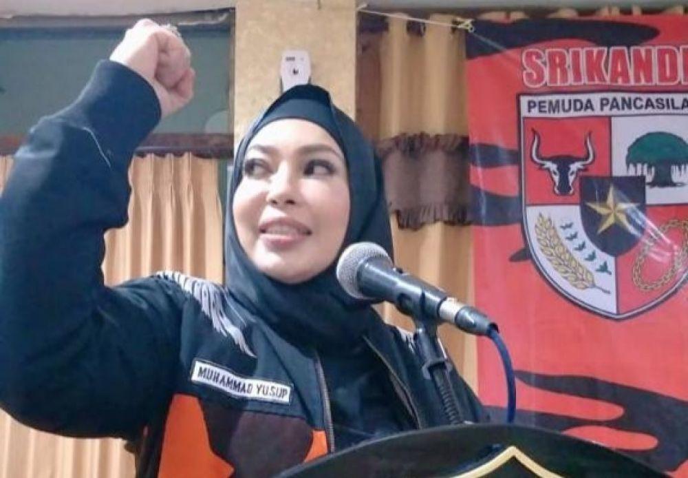Ketua DPW Srikandi Jatim, Minta Kapolsek Robatal Sampang Dipropamkan
