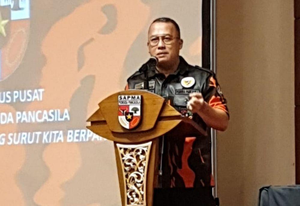 Sekjend MPN PP Arif Rahman Diangkat Sebagai Stafsus Wakil Presiden RI