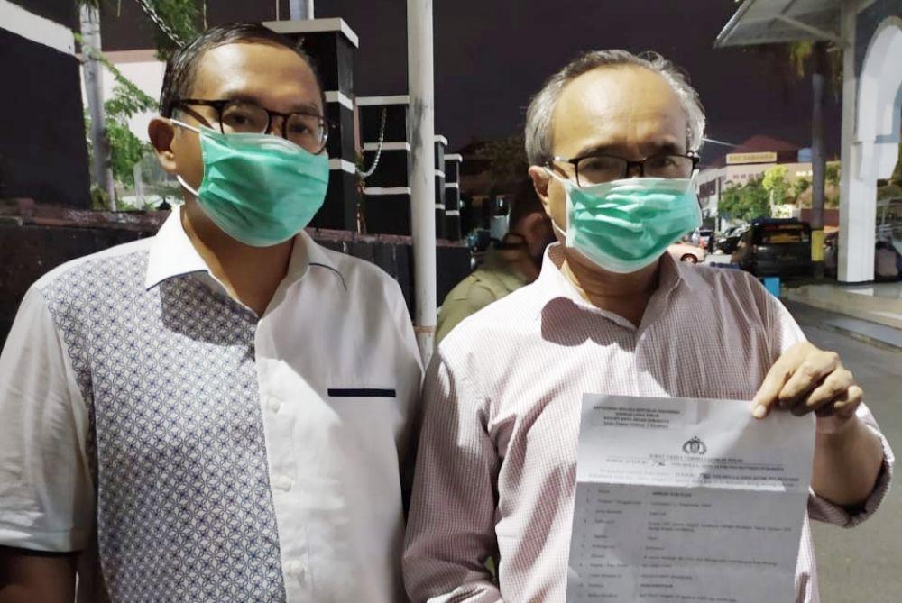 Mirip Preman, Ketua Prodi S2 Hajar Wadir Pasca Sarjana UINSA Surabaya