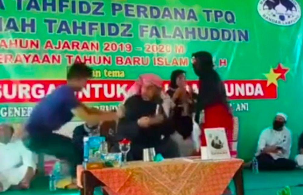 Partai Bulan Bintang Kutuk Keras Penusukan Terhadap Syekh Ali Jaber