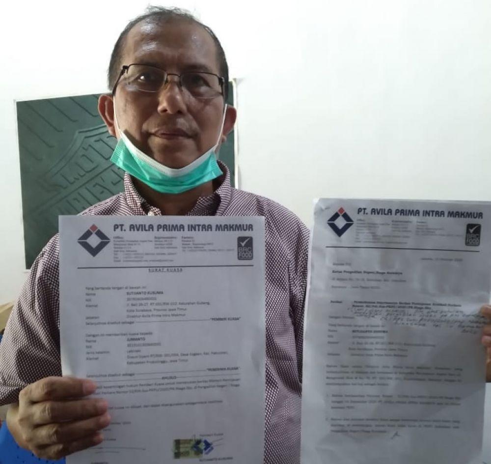 Tolak Perkara, PN Surabaya Akan Dilaporkan Ke MA