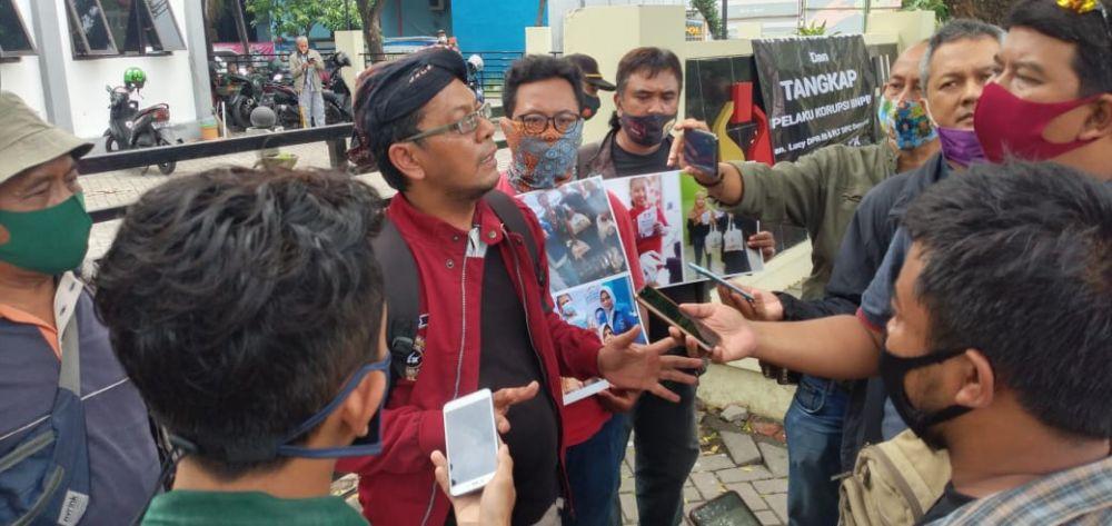 Warga Tuntut Bawaslu Segera Usut Dugaan Penyalahgunaan  Bansos BNPB