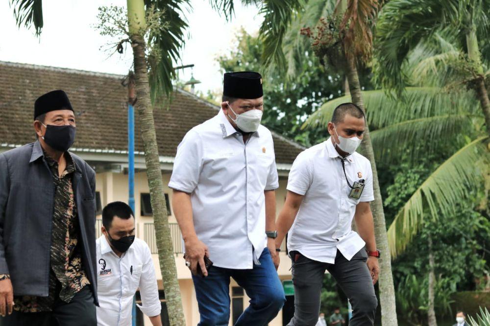 Ketua DPD RI Apresiasi Agrowisata Kelengkeng Borobudur