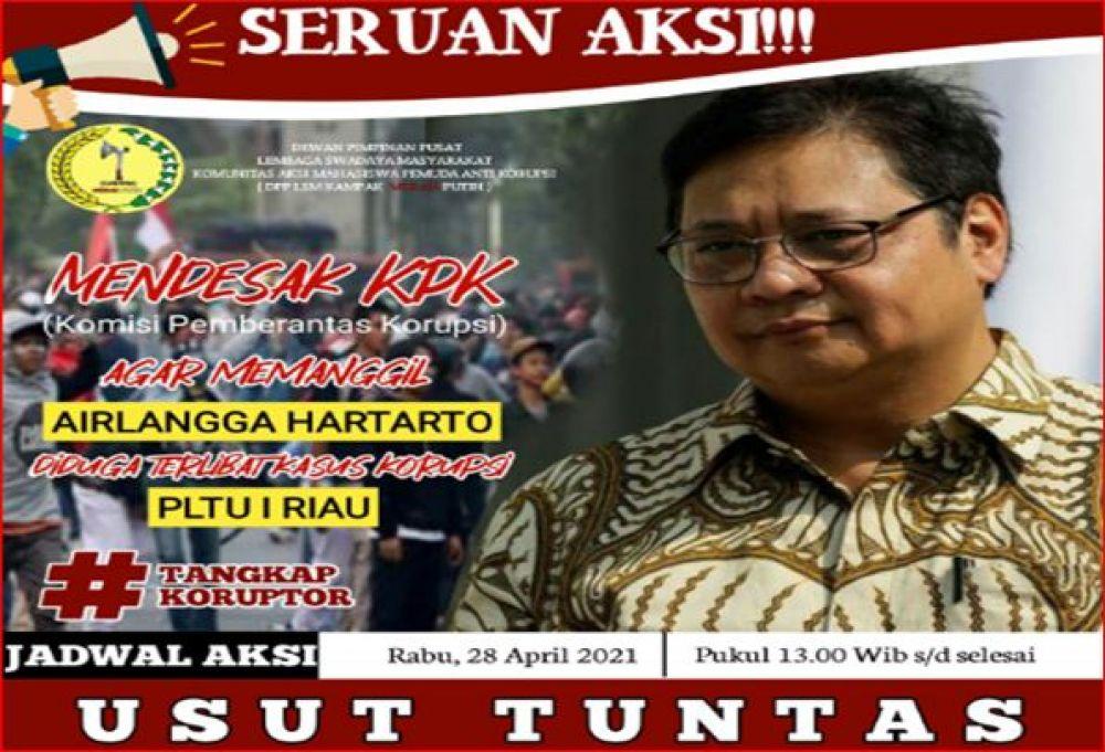 Ketum Golkar Didesak Segera Pecat Azis Syamsuddin dan Seret ke MKD