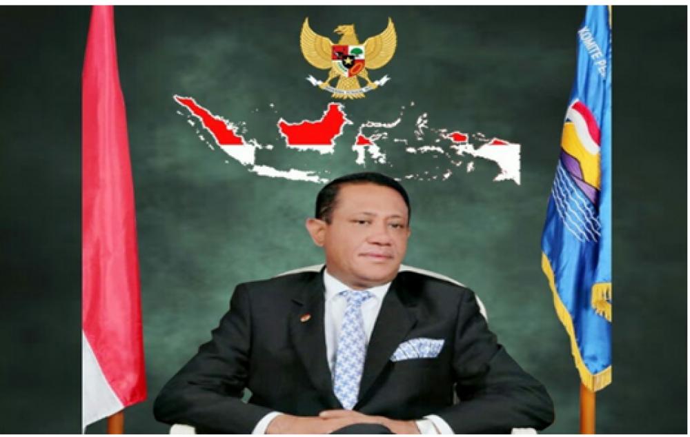 Presiden KP2IT Serukan Pilkada di KTI Bebas Korupsi
