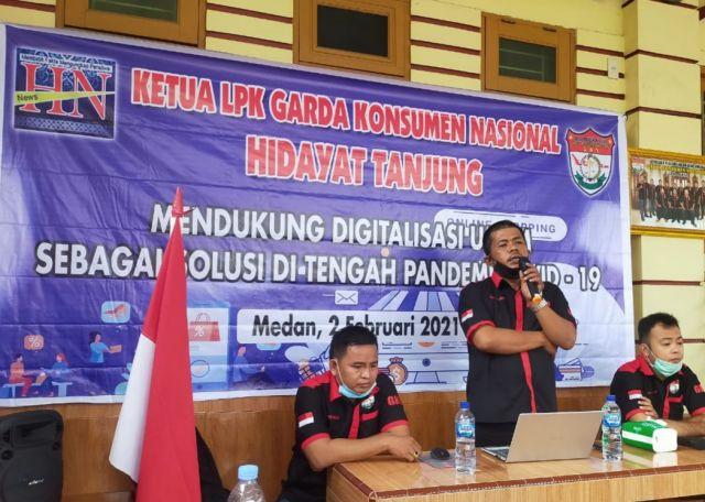 LPK-GKN Dukung Pemerintah Bangkitkan UMKM Digital
