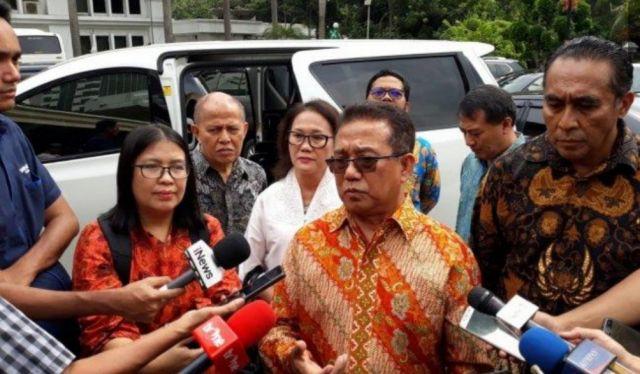 Emrus Sihombing Sikapi Pro Kontra Soal TWK Pegawai KPK