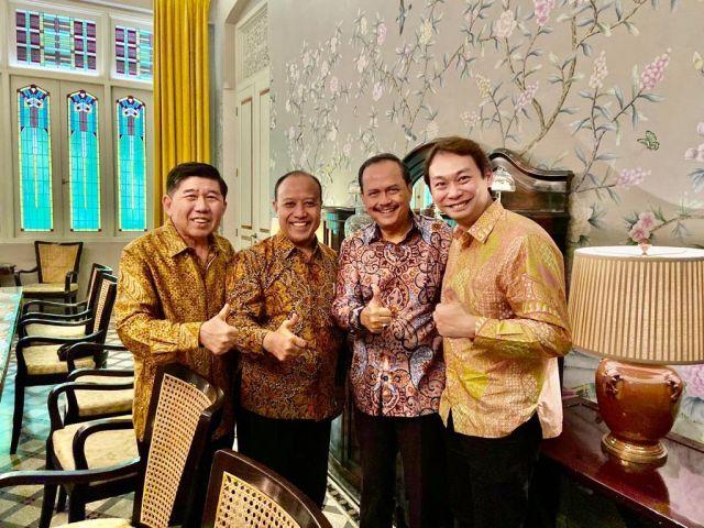 Bertemu Delegasi Bisnis Singapura, Jamhadi Minta Tingkatkan Kerjasama
