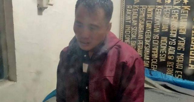 Gagal Mencuri Motor, Pria Asal Sampang Madura Dimassa