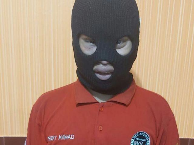 Kelabui Korban Dengan Mengaku Polisi, ABG Ini Mejadi Begal Motor
