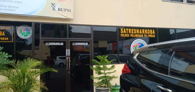 Anggota Satreskoba Polres Tanjung Perak Diduga Tidak Transparan