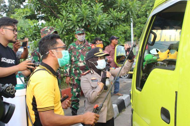 Polres Tanjung Perak Himbau Peziarah Tidak Berangkat Ke Madura