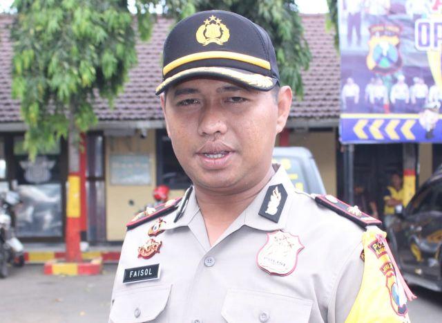 Wakapolres Tanjung Perak Surabaya: Kami Amankan Dua Orang Geng