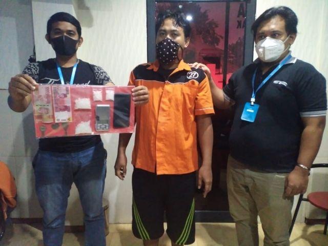 Pengedar SS asal Surabaya kini kembali mendekam dalam penjara