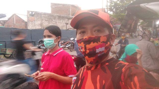 Pemuda Pancasila Ranting Tambak Wedi Kenjeran Surabaya, Berbagi Berkah