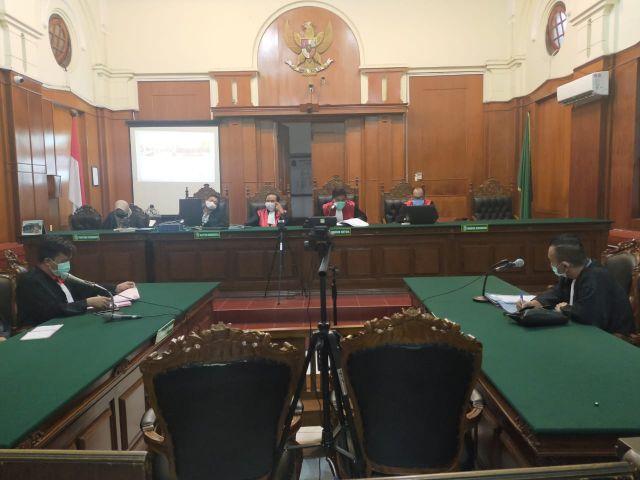 M. Sidik Terdakwa Penipuan Perumahan Multazam Islamic Di Vonis 1 Tahun