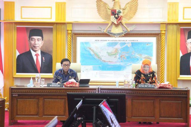 BAP DPD RI Lanjutkan Mediasi Dugaan Maladministrasi Bupati Jember