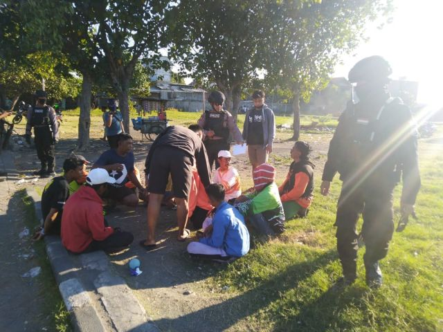Grebek Tempat Perjudian Balap Burung Dara, Polisi Amankan 12 Orang