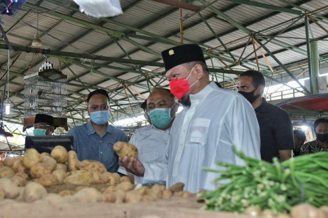 Hari Pangan Dunia, Ketua DPD RI LaNyalla Kunjungi Puspa Agro