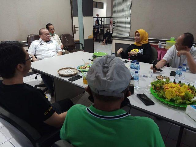 Ketua DPD RI, AA LaNyalla Tekankan Pentingnya Sertifikasi Profesi