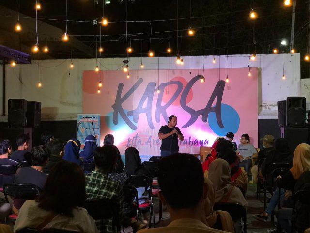 Surabaya Ndagel Dalam Tragedi Komedi Karsa