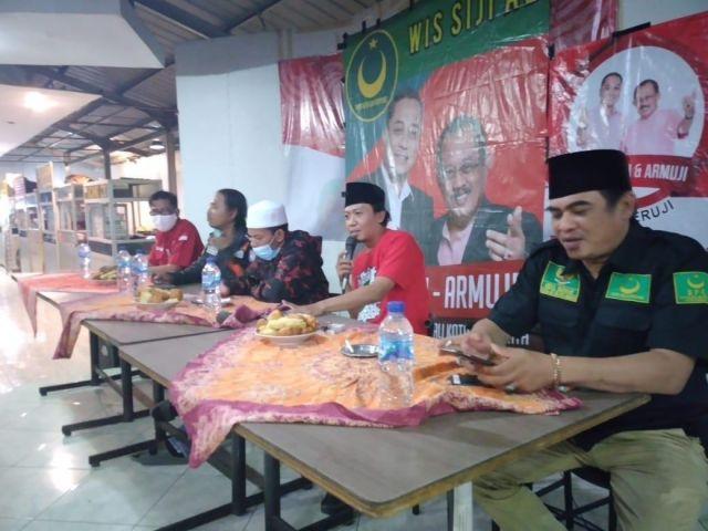 PP, PDI-P, PBB, PSI Dan Gerakan Arek Surabaya Kuatkan Pemenangan Er-Ji