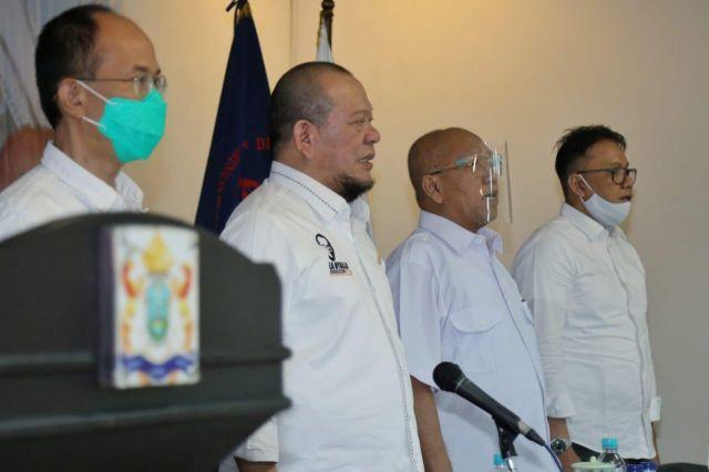Ketua DPD RI,  Ingatkan 10 Persoalan Di Sektor Jasa Konstruksi