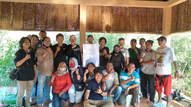 Martudji Terpilih Sebagai Ketua Aliansi Wartawan Surabaya (AWS)
